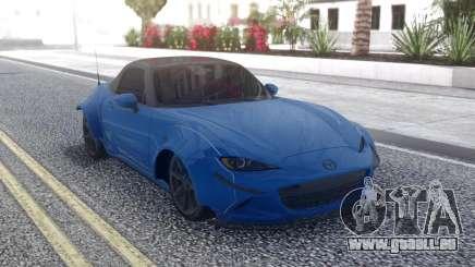 Mazda MX-5 2016 Super Coupe pour GTA San Andreas