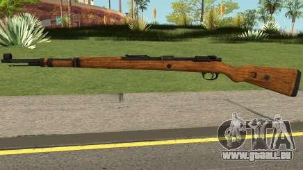 Karabiner 98K Rifle V2 pour GTA San Andreas