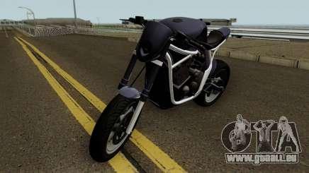 Shitzu Defiler GTA V pour GTA San Andreas
