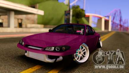 Nissan Silvia S15 Street Racing für GTA San Andreas