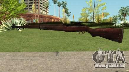 COD-WW2 - M1 Garand für GTA San Andreas