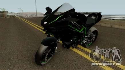 Kawasaki Ninja H2R 2015 HQ pour GTA San Andreas