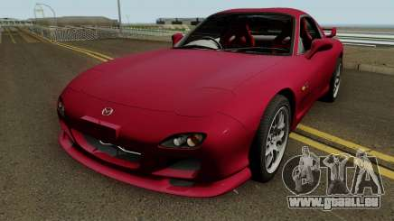 Mazda RX-7 Spirit R Series III FD pour GTA San Andreas