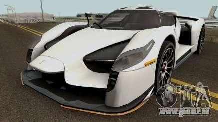 Scuderia Cameron Glickenhaus SCG 003S pour GTA San Andreas