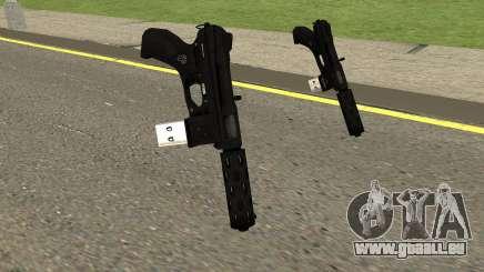 Tec9 Lowriders DLC für GTA San Andreas