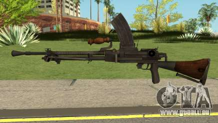 Type-99 Light Machine Gun pour GTA San Andreas