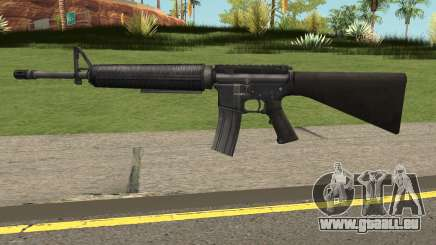 M16A4 (Soldier of Fortune: Payback) pour GTA San Andreas