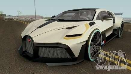Bugatti Divo 2019 HQ für GTA San Andreas