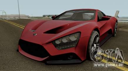 Zenvo ST1 GT 2009 pour GTA San Andreas