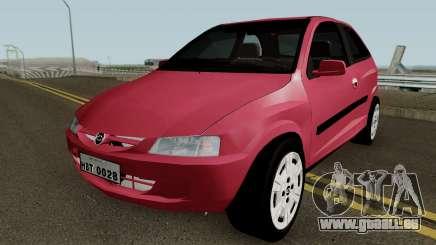 Chevrolet Celta With Paint Jobs für GTA San Andreas