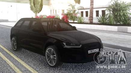 Audi RS 6 Travel für GTA San Andreas
