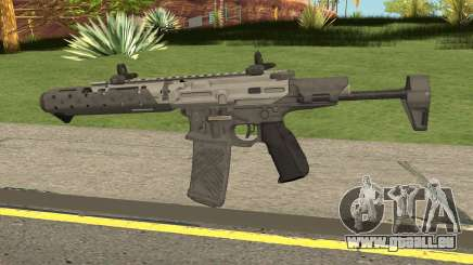 Call of Duty MWR: Lynx CQ300 für GTA San Andreas