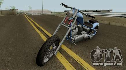 Nueva Hexer de GTA TLAD pour GTA San Andreas
