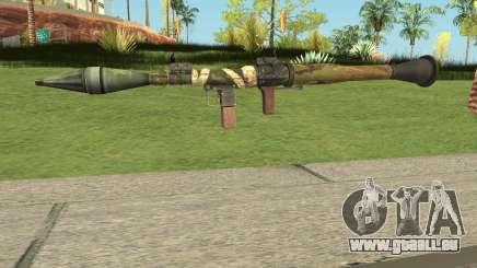 Bad Company 2 Vietnam RPG-7 für GTA San Andreas