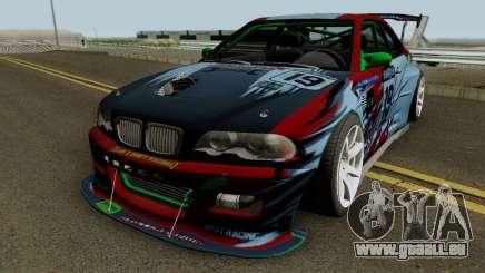 BMW M3 E46 Beast pour GTA San Andreas