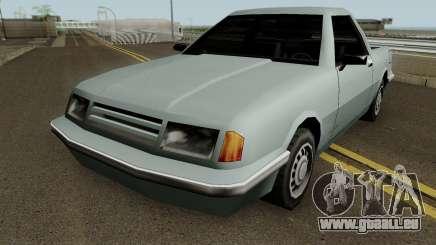 Manana Pickup für GTA San Andreas