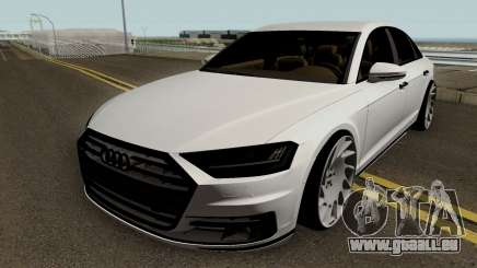 Audi A8 SlowDesign 2018 pour GTA San Andreas