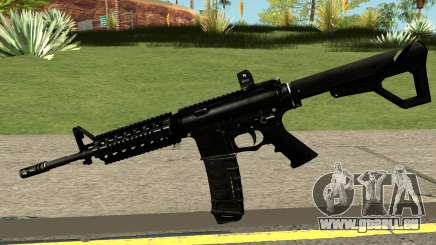 Contract Wars M4A1 Custom für GTA San Andreas