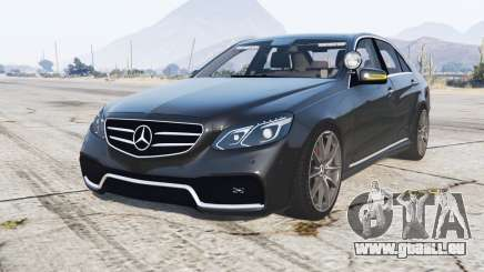 Mercedes-Benz E 63 AMG (W212) Unmarked Police pour GTA 5