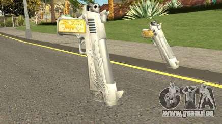 Fortnite: Rare Pistol (Colt 45) für GTA San Andreas