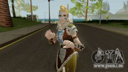 Fortnite Huntress pour GTA San Andreas