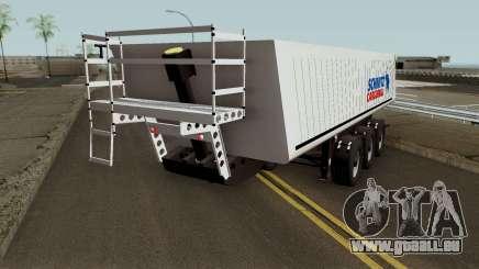 Schmitz Cargobull Trailer pour GTA San Andreas