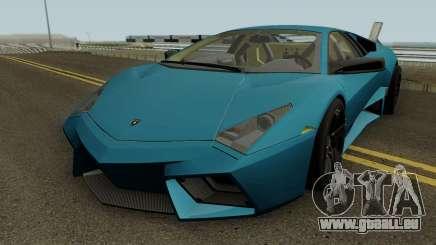 Lamborghini Reventon 2007 für GTA San Andreas