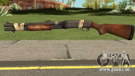 Remington 870 Bad Company 2 Vietnam für GTA San Andreas