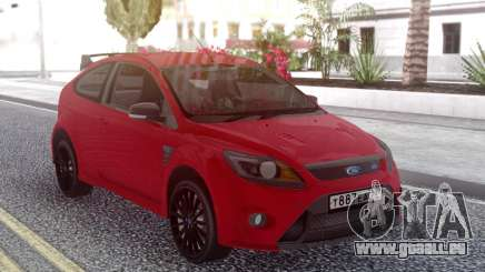 Ford Focus RS Red pour GTA San Andreas