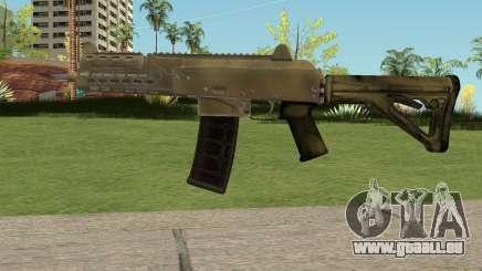 Custom AK Skin pour GTA San Andreas