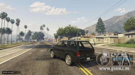 Stealing Cars 1.5 pour GTA 5