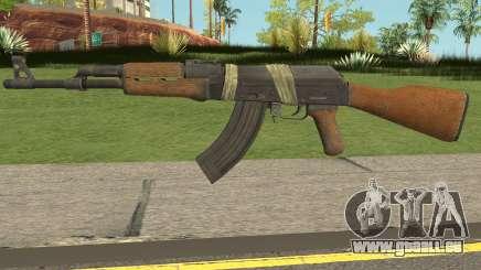 AK-47 Bad Company 2 Vietnam pour GTA San Andreas