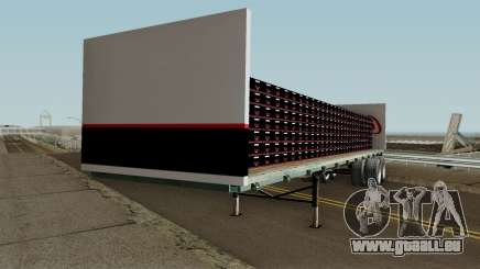 Coca Cola Zero Trailer pour GTA San Andreas