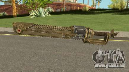 War Hammer 40k Chainsword By Galy Raffo pour GTA San Andreas