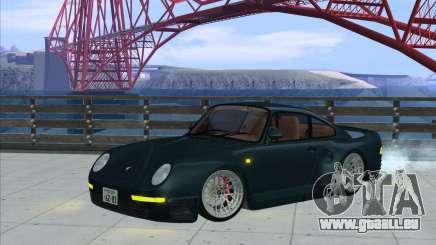 Porsche 959 Dark Grey für GTA San Andreas