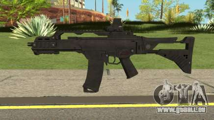 Battle Carnival G36C pour GTA San Andreas