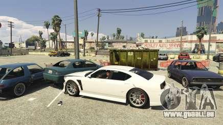 Bubblecars 1.1 pour GTA 5