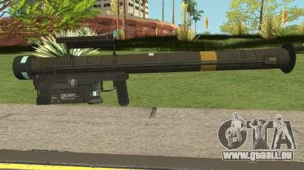 New Stinger HQ für GTA San Andreas