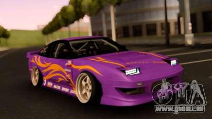 Nissan 180SX Sport für GTA San Andreas