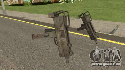 MAC-10 Bad Company 2 Vietnam für GTA San Andreas