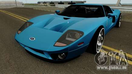 Ford GT 2005 HQ pour GTA San Andreas