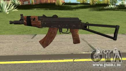 Battle Carnival AKS-74 pour GTA San Andreas