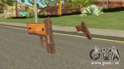 Colt 45 Lowriders DLC pour GTA San Andreas