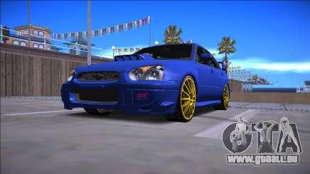 2005 Subaru Impreza WRX STI pour GTA San Andreas