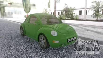 Volkswagen Beetle 2006 pour GTA San Andreas