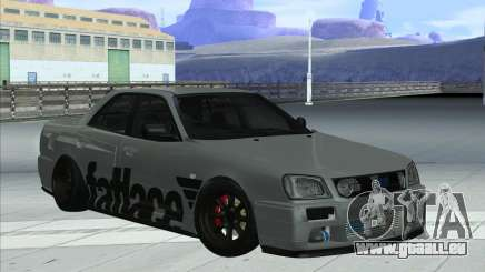 Nissan Skyline ER34 Stagea Facelift pour GTA San Andreas