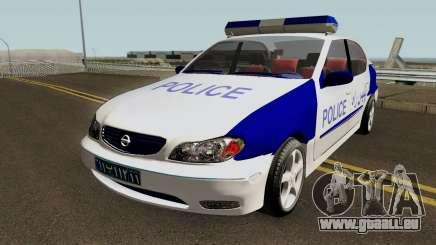 Nissan Maxima Police pour GTA San Andreas