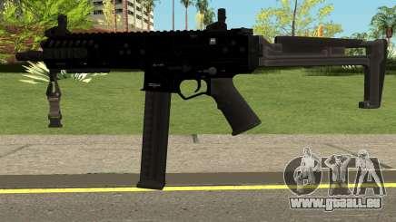FANG-45 Submachine Gun für GTA San Andreas