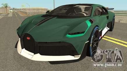 Bugatti Divo 2019 High Quality für GTA San Andreas