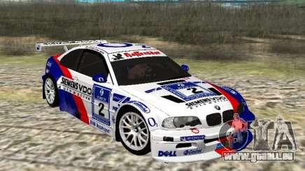 BMW M3 GTR Sport pour GTA San Andreas